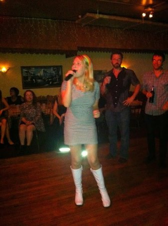michelle singing