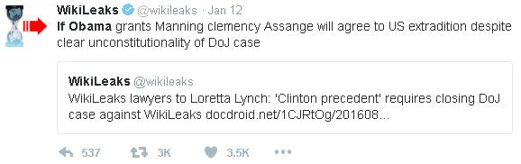 wikileaks-if-obama-grants-manning-tweet